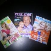 3 Pere ja Kodu ajakirja