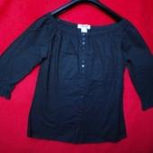 Must viisakas pluus