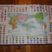 Poster Maailma lipud