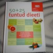 50+25 tuntud dieeti