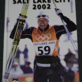 Raamat Salt Sake City 2002