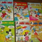 Miki Hiire vanad koomiksid