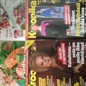 4 ajakirja