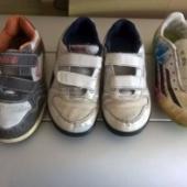 3 paari jalanõusid s.31-33