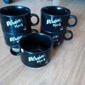 5 kohvitassi