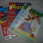 Muumi ajakirjad