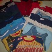 Poiste riided suuruses 92-98