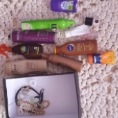 Kasutatud kosmeetika