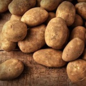 2 suurt kotti kartuleid