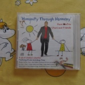 CD Dave Benton Stars and Friends- Humanity Through Harmony