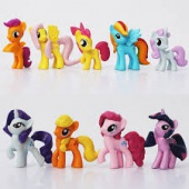 My little pony figuurid