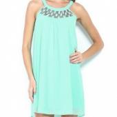 Vero Moda türkiissinine kleit