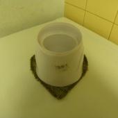 WC harja alus uus.