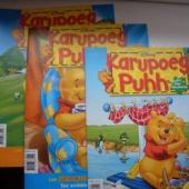 Ajakirjad (sees pildid värvimiseks)