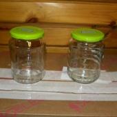 Klaaspurgid 720 ml
