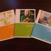 Terviseteemalised brošüürid