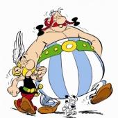 Asterix koomiksid