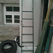 redel kuni  narid / ladder for bunk bed