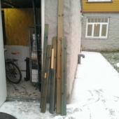 puitplaatidel / wood for burning