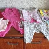 Tüdruku riided 68-80