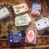 Erinevad kaardi mängud