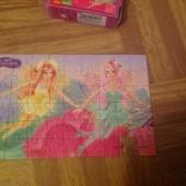 Puzzle Barbie 54