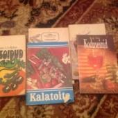 Vanemat sorti kokkaraamatud