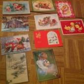 10 postkaarti
