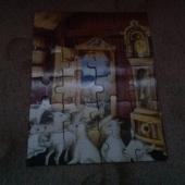 Puzzle 7 kitsetalle ja kuri hunt 24