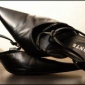 mustad nahast kingad nr 36