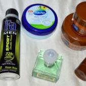 Kreemid, lõhnad, aftershave