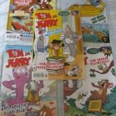 Tom ja Jerry vanad numbrid