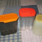 Nõukaaegsed kuivaine topsid - mahutavad 1 kg