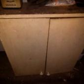 Väike köögikapp