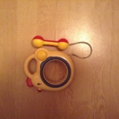 Piiksuv mänguasi