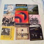 grammofoni väiksed plaadid