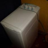 pealtlaetav pesumasin, kasutatud