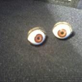 Uued Silmadega kõrvarõngad