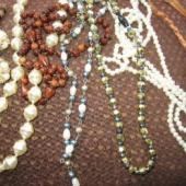 Pärlid ja kõrvarõngad