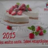 Selveri retseptikalender 2015