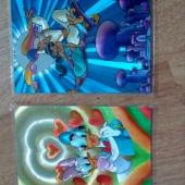 Disney postkaardid