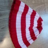 Puuvillane kootud müts