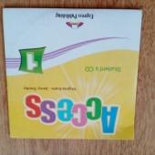 CD inglise keele õpiku juurde