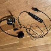 Platronics mikrofoniga kõrvaklapid, USB