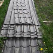 Kasutatud katuseplekk