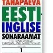 Eesti-inglise sõnaraamat