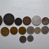 Vanaegseid mündid