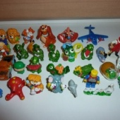 Üllatusmuna mänguasjad ja muu