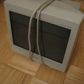 Arvuti monitor väikese veaga
