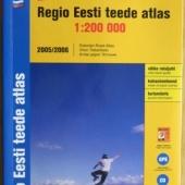 Eesti teede atlas 2005/2006